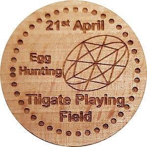 Easter 2019 - Egg Hunting