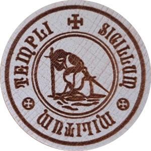 TEMPLI + SIGILLUM + MILITUM