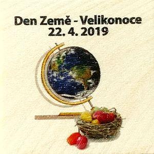 Den Země - Velikonoce