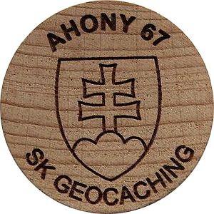 AHONY 67