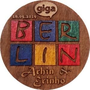 Arhin & Erinho - GIGA Berlin