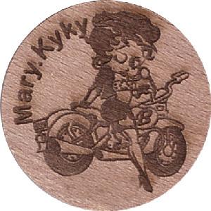 Betty Boop avec Mary.Kyky