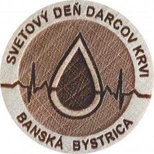 Svetový deň darcov krvi