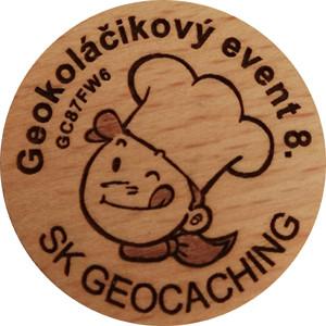 Geokoláčikový event 8.