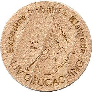 Expedice Pobaltí - Klaipeda