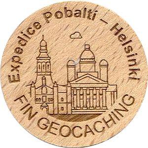 Expedice Pobaltí - Helsinki