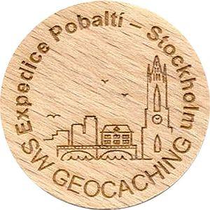 Expedice Pobaltí - Stockholm