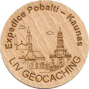 Expedice Pobaltí - Kaunas