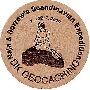 Naja & Sorrow's Scandinavian Expedition