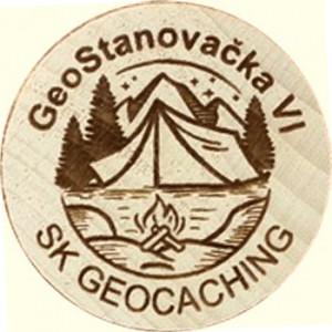 GeoStanovačka VI