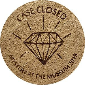 MYSTERY AT THE MUSEUM CASE CLOSED 2019
