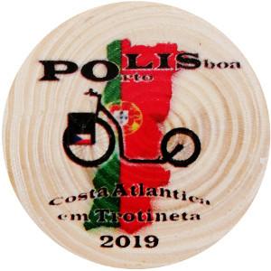 PoLis - Costa Atlantica em Trotineta