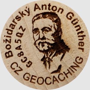 Božidarský Anton Günther