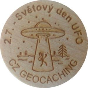 2.7. - Světový den UFO