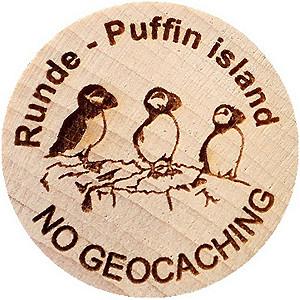 Runde - Puffin island