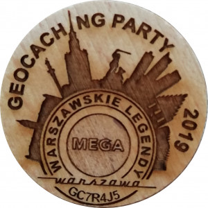 GEOCACHING PARTY 2019