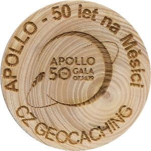 APOLLO - 50 let na Měsíci