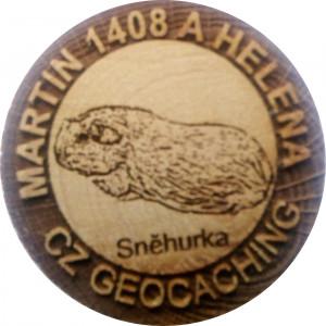 MARTIN 1408 A HELENA