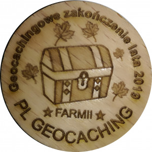 Geocachingowe zakończenie lata 2019