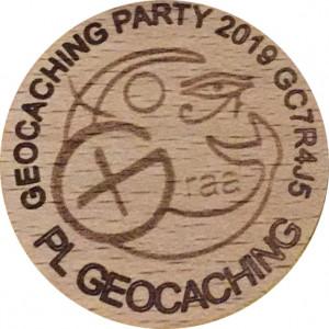 GEOCACHING PARTY 2019 GC7R4J5