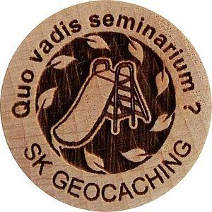 Quo vadis seminarium ?