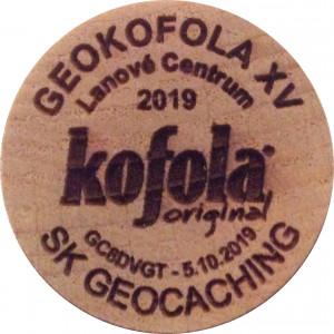 GEOKOFOLA XV
