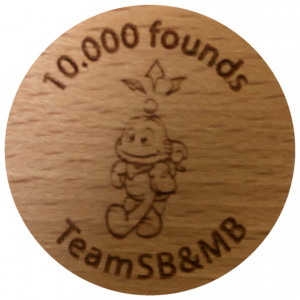 10.000 founds Team SB&MB