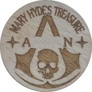 MARY HYDES TREASURE