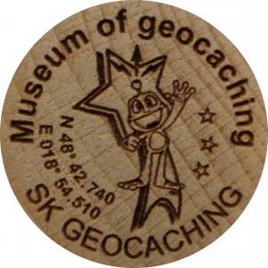 Museum of geocaching