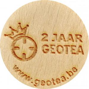 2 JAAR GEOTEA