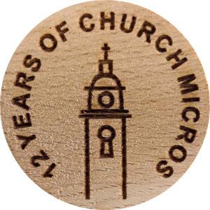 10YEARS OF CHURCH MICROS