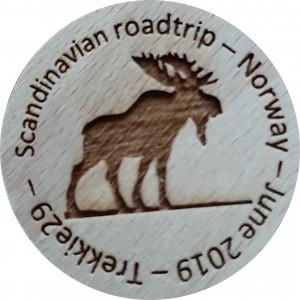 Trekkie 29 Scandinavian Roadtrip