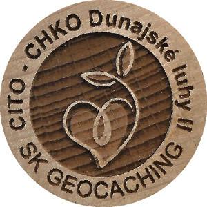 CITO - CHKO Dunajské luhy II