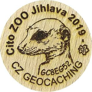 Cito ZOO Jihlava 2019