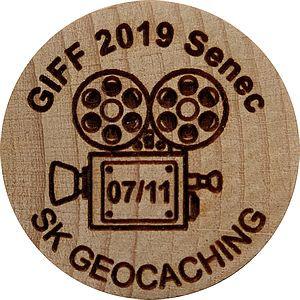 GIFF 2019 Senec
