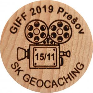 GIFF 2019 Prešov