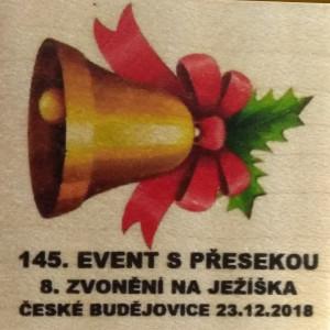145. EVENT S PŘESEKOU