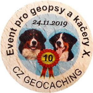 Event pro geopsy a kačery X.