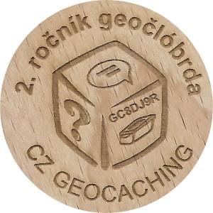 2. ročník geočlóbrda