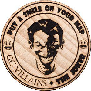 GC Villains - The Joker