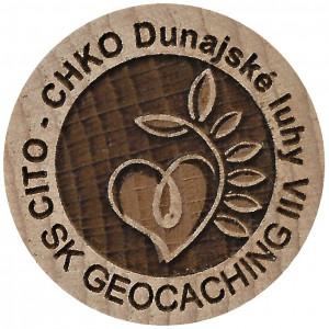 CITO - CHKO Dunajské luhy VII