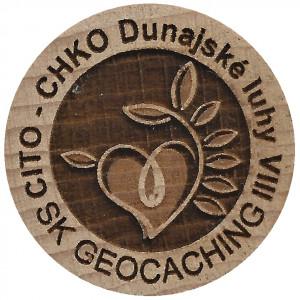 CITO - CHKO Dunajské luhy VIII