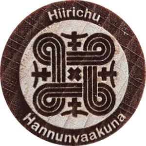 Hiirichu Hannunvaakuna