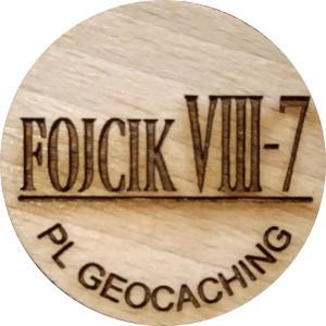 FOJCIK VIII-7