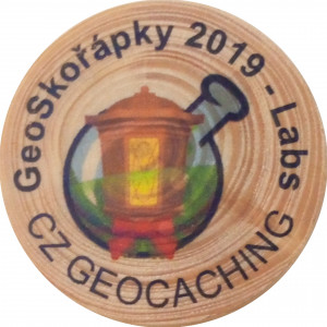 GeoSkořápky 2019 - Labs