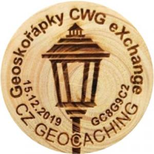 Geoskořápky CWG eXchange