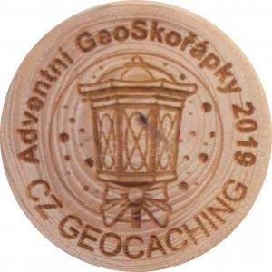 Adventní GeoSkořápky 2019