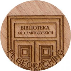 BIBLIOTEKA XX. CZARTORYSKICH