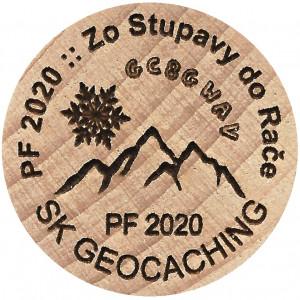 PF 2020 :: Zo Stupavy do Rače