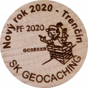 Nový rok 2020 - Trenčín